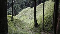 武田領内の三名城と称された~岩櫃城~